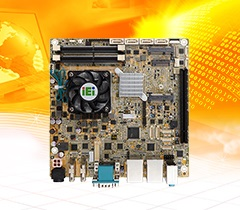 KINO-DQM170, New high performance Mini-ITX motherboard